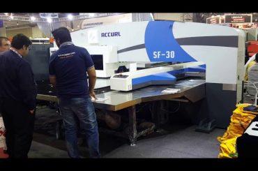 Macchinario della pressa idraulica della torretta della servo CNC di alta qualità